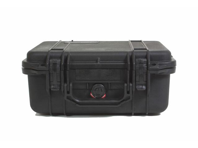 Peli 1400 Box uden skumindsats grå/hvid